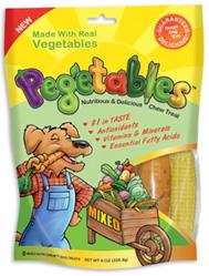 pegetables