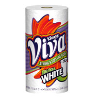 paper towel research on viva