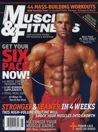 Free Subscription to Muscle & Fitness Magazine
