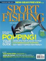 Free subscription to sport fishing magazine for Free fishing magazines