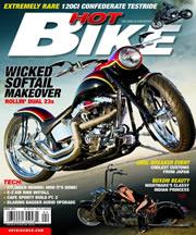Free Subscription to Hot Bike Magazine