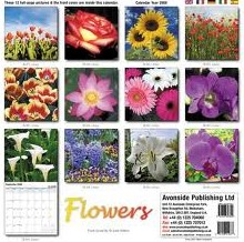 Free 2014 Roadside in Bloom Calendar
