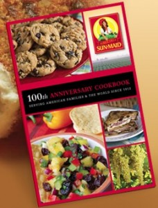 Free Sun Maid 100th Anniversary Cookbook