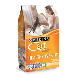 Free Sample of Purina Healthy Weight Cat Chow