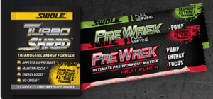 Free Swole Sports Nutrition Sample Packs