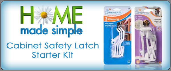 Free Cabinet Latch Starter Kit from Home Made Simple