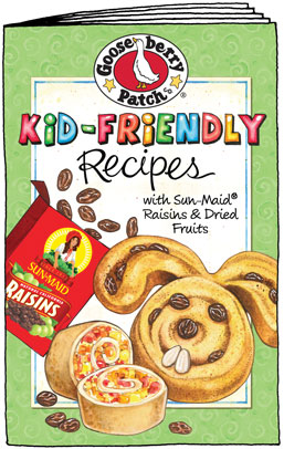 Free Gooseberry Patch Kid Friendly Recipe Book