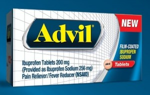 Free Sample of Fast Acting Advil