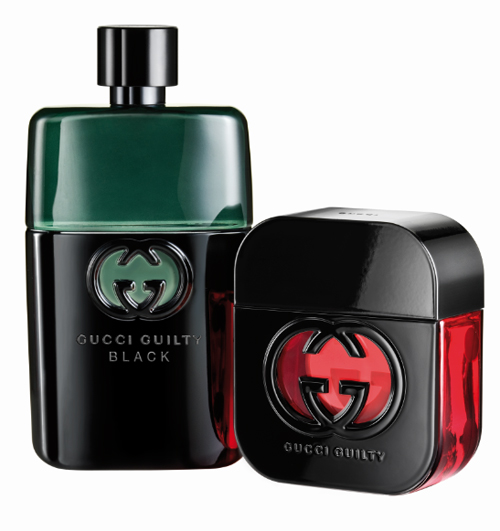 Free Gucci Guilty Black Fragrance Sample