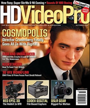 Free Subscription to HDVideoPro