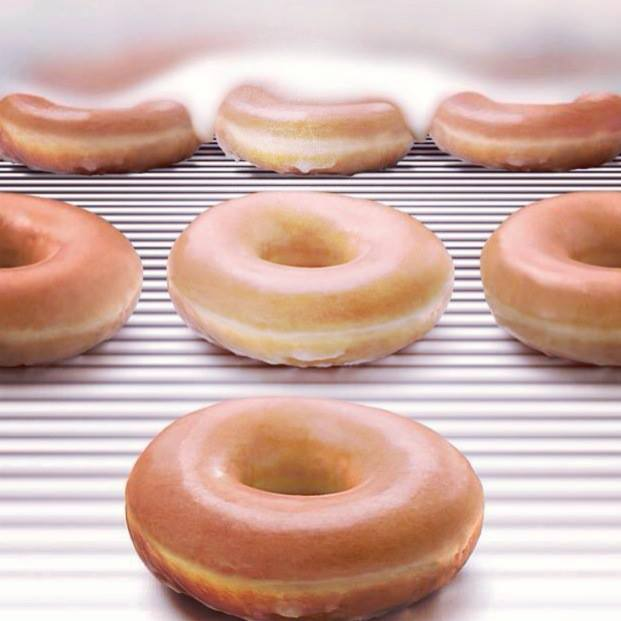 Free Original Glazed Doughnut at Krispy Kreme September 19th
