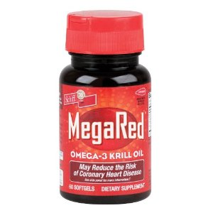 Free Schiff MegaRed Omega 3 Krill Oil Sample