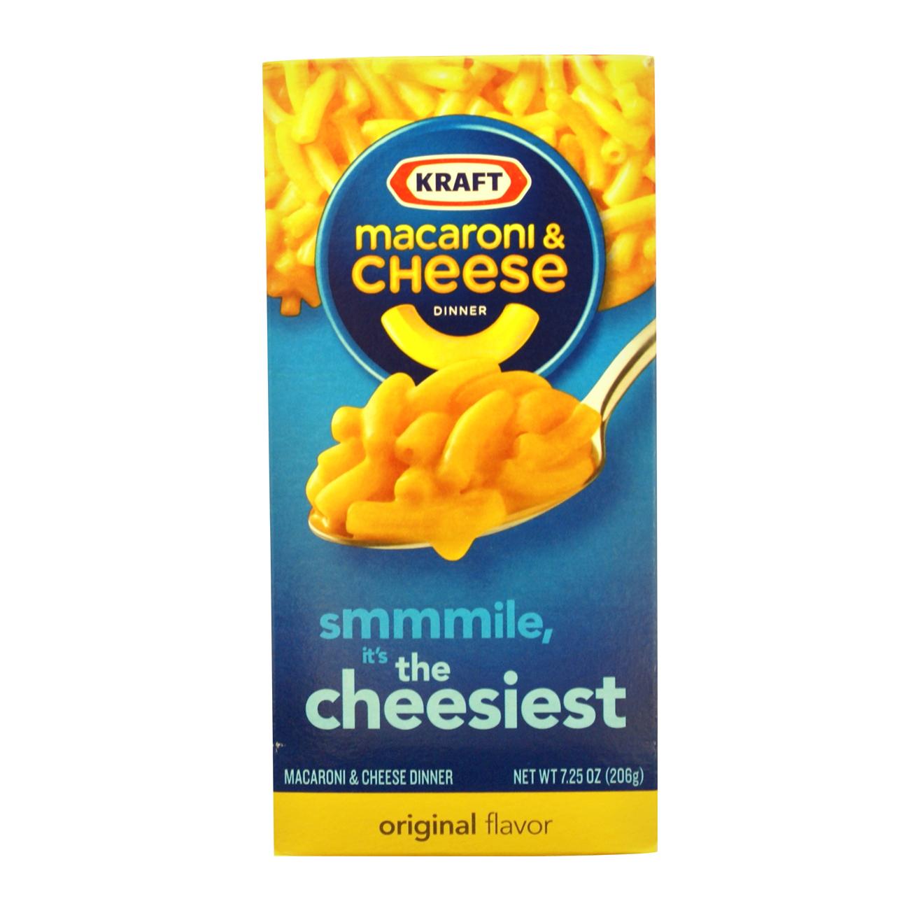 Free Box of Kraft Macaroni and Cheese - SweetFreeStuff.com