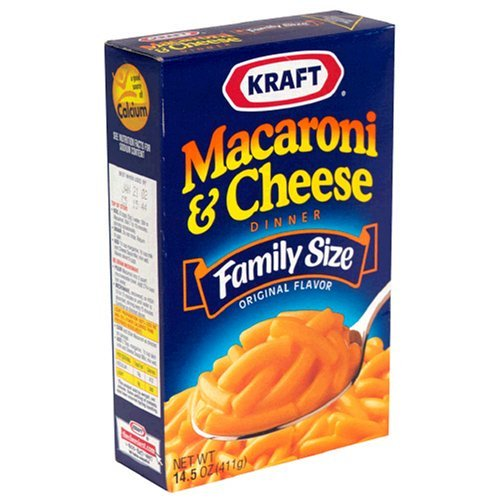Free Box of Kraft Macaroni and Cheese if your Last Name is ...