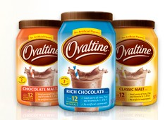 Free Sample of Ovaltine