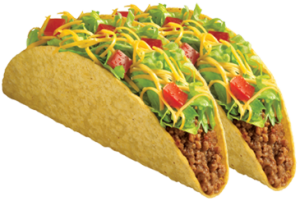 Free Beef or Chicken Taco at Taco Bueno