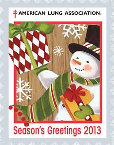 Free 2014 Christmas Seals