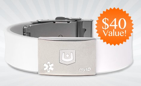 Enter to Win a Medical ID Bracelet