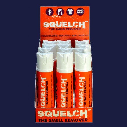 Free Sample of Squelch Odor Remover