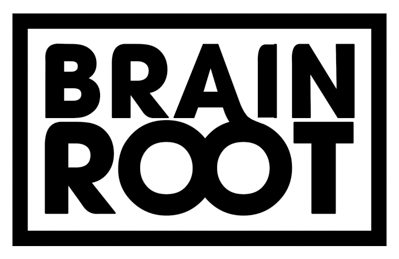 Free Brain Root Stickers