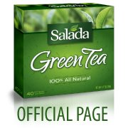Free Salada Green Tea Sample (Expired)