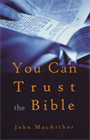 Free You Can Trust the Bible Booklet