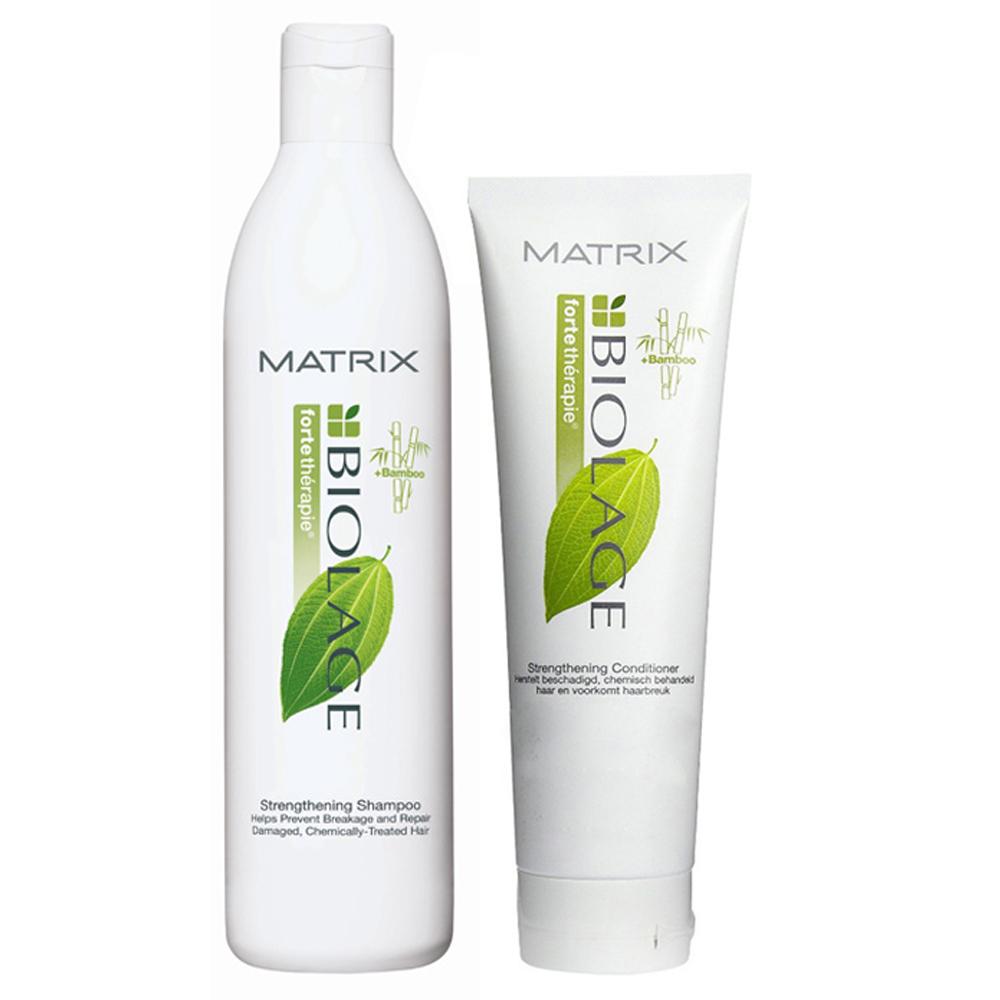 FREE Matrix Biolage Shampoo an...