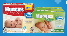 Free Sample Pack of Huggies Diapers and Wipes (Expired)