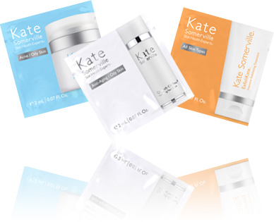 Free Kate Somerville Skin Care Samples
