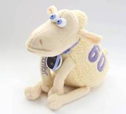 Free Serta Counting Sheep Plush Toy