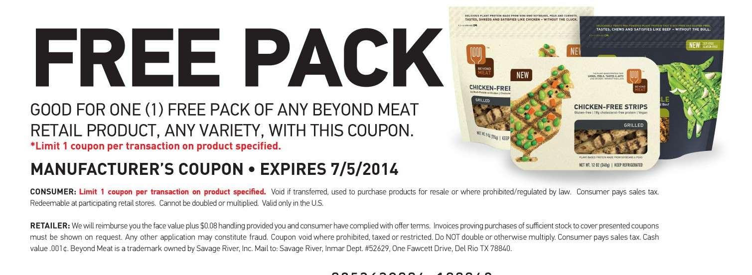 purchase coupons for free products