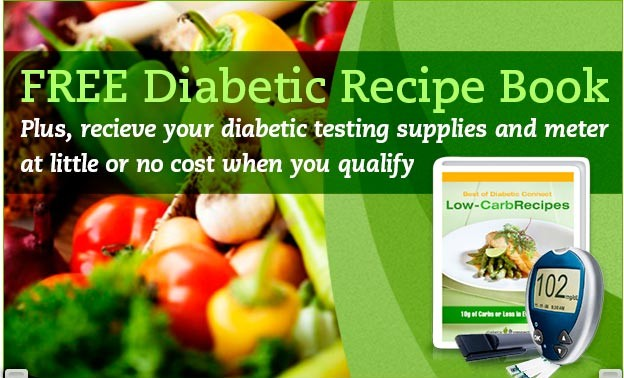 Free Diabetic Recipe Book Sweetfreestuff Com