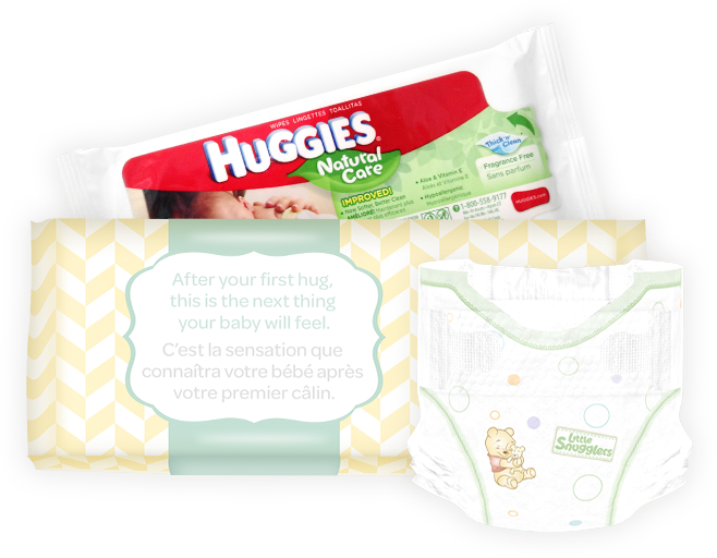 Free Huggies Little Snugglers Diapers & Wipes Samples