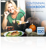 Free Copy of Kenmore's 100th Anniversary Centennial Cookbook