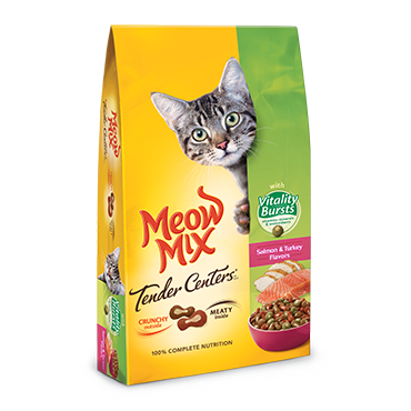 FREE Sample of Meow Mix Tender Centers