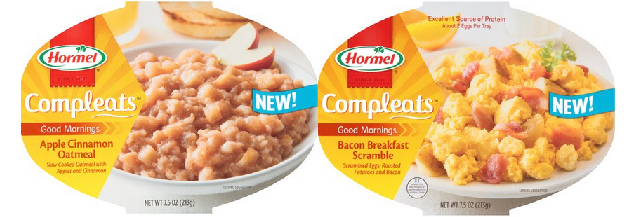 FREE Hormel Compleats Breakfast Product at Kroger & Affiliate Stores