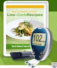Free Diabetic Recipe Book
