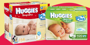 Free Huggies Diapers and Wipes Sample Pack (Costco Members)