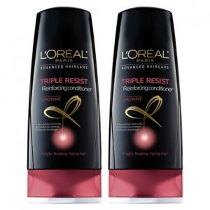 Free L'Oreal Triple Resist Sample