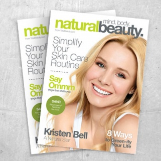 Free Natural Beauty Magazine and Samples