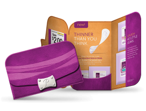 Free Poise Pad Sample Kit