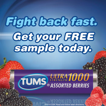 FREE Sample Tums Ultra Maximum Strength Chewable Tablets Sample (Costco Members)
