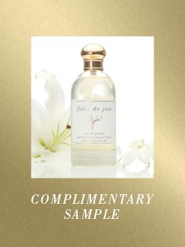 Free Sample Of Folle De Joie Perfume