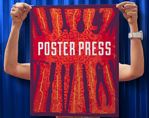 Free Customized Poster from Camel