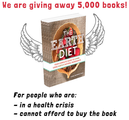 Free Copy of The Earth Diet Book