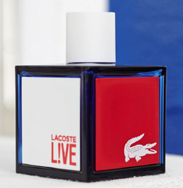 Free Lacoste L!VE Fragrance Sample