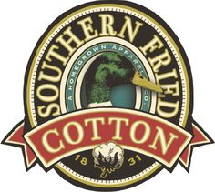 FREE Southern Friend Cotton Sticker