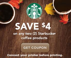 Free Starbucks Single Beverages In Store
