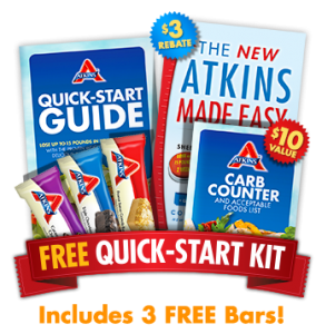 FREE Atkins Quick Start Kit...