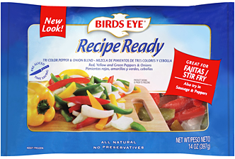 Free Birds Eye Recipe Ready Item at Walmart